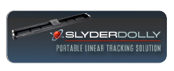 SlyderDolly - Portable Linear Tracking Solution
