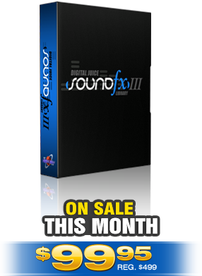 Digital Juice Sound FX III Library