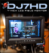 Digital Juice DJ7HD 7-Inch LCD Field Monitor