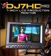 Digital Juice DJ7HDPRO 7-Inch LCD Production Monitor