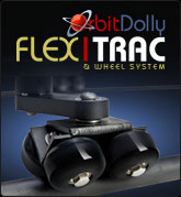 Digital Juice Orbit Dolly FlexTrac & Wheel System