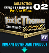 Toxic Theme - Awards & Ceremonies