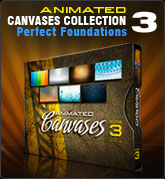 Animated Canvases Collection 3