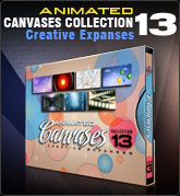 Animated Canvases Collection 13