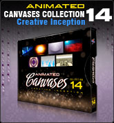 Animated Canvases Collection 14