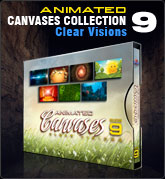 Animated Canvases Collection 9