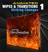 Animated Wipes and Transitions Collection 1