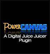 PowerCANVAS - a Plug-In for Juicer