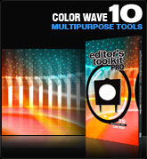 Editors Toolkit Pro Single 010:  Color Wave