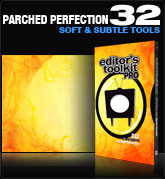 Editors Toolkit Pro Single 032: Parched Perfection