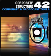 Editors Toolkit Pro Single 042: Corporate Structure