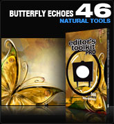Editors Toolkit Pro Single 046: Butterfly Echoes