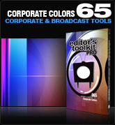 Editors Toolkit Pro Single 065: Corporate Colors