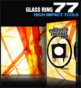 Editors Toolkit Pro Single 077: Glass Ring