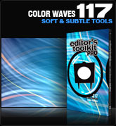 Editors Toolkit Pro Single 117: Color Waves