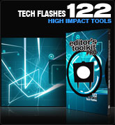 Editors Toolkit Pro Single 122: Tech Flashes