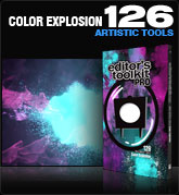 Editors Toolkit Pro Single 126: Color Explosion