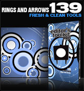 Editors Toolkit Pro Single 139: Rings and Arrows