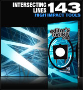 Editors Toolkit Pro Single 143: Intersecting Lines