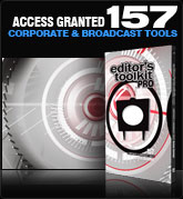 Editors Toolkit Pro Single 157: Access Granted