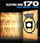 Editors Toolkit Pro Single 170: Electric Ring