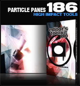 Editors Toolkit Pro Single 186: Particle Panes