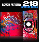 Editors Toolkit Pro Single 218: Rough Artistry