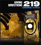 Editors Toolkit Pro Single 219: Giving Directions