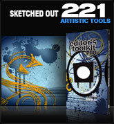Editors Toolkit Pro Single 221: Sketched Out
