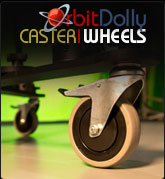 Orbit Dolly Caster Wheels
