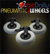 Orbit Dolly Pneumatic Wheels