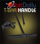Orbit Dolly T-Bar Handle