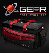 DJ Gear Production Bag