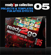 Ready2Go Collection 5 (for After Effects)