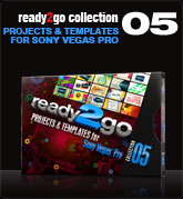 Ready2Go Collection 5 (for Sony Vegas)