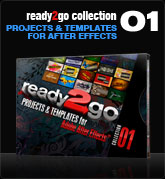 Ready2Go Collection 1 (for After Effects)