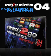 Ready2Go Collection 4 (for After Effects)