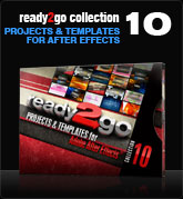 Ready2Go Collection 10 (for After Effects)