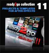 Ready2Go Collection 11 (for After Effects)