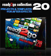 Ready2Go Collection 20 (for After Effects)