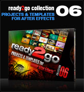 Ready2Go Collection 6 (for After Effects)