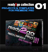 Ready2Go Collection 1 (for Adobe Premiere)