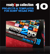 Ready2Go Collection 10 (for Sony Vegas)