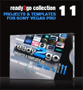 Ready2Go Collection 11 (for Sony Vegas)