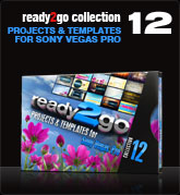 Ready2Go Collection 12 (for Sony Vegas)