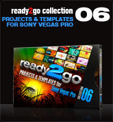 Ready2Go Collection 6 (for Sony Vegas)