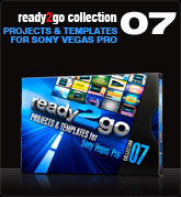 Ready2Go Collection 7 (for Sony Vegas)