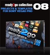 Ready2Go Collection 8 (for Sony Vegas)