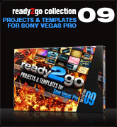 Ready2Go Collection 9 (for Sony Vegas)