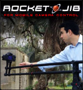 Rocket Jib Mobile Mounting Device With Shot Bag